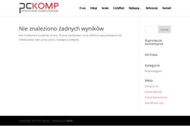 PC KOMP - Kursy komputerowe Gniezno