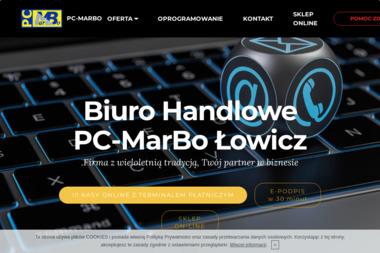"""Biuro Handlowe """"PC-MarBo"""" Marek Jankowski - Alarm Domowy Łowicz"""