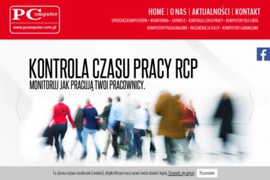 PHU PComputer. Komputery, serwis komputerów - Alarm Domowy Szczecinek