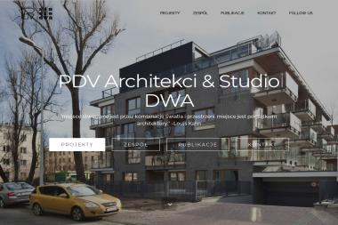 PDV architekci. Studio architektoniczne - Projekty Domów Piaseczno