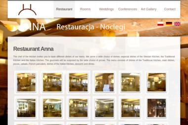 Anna Restauracja Pensjonat - Catering Dietetyczny Góra Świętej Anny