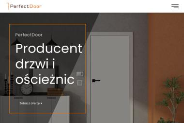 PerfectDoor Sp. z o.o. - Drzwi Dwuskrzydłowe Kunów