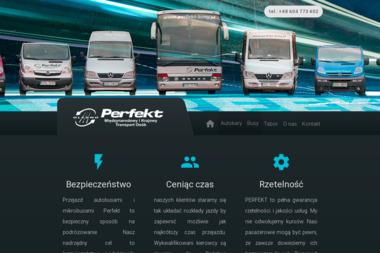 Perfekt Transport Osób Polska-Niemcy-Holandia. Transport osób, transport polska-niemcy - Transport Osób Olesno