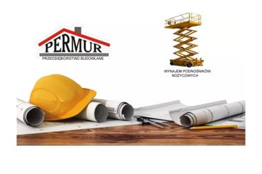 Permur - Układanie kostki granitowej Skarszewy