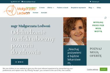Per Vita Gabinet Dietetyczny Małgorzata Ledwoń. Dietetyk, specjalista ds. odżywiania - Dieta Odchudzająca Bieruń