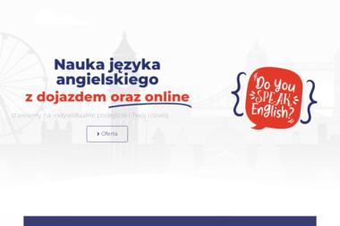 Peter Spider - English4Everyone. Język angielski, korepetycje - Tłumacze Kędzierzyn-Koźle