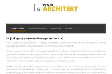 Projekt Plus. Biuro Architektoniczne Sławomir Kozik - Projekty Domów Nowoczesnych Bielsko-Biała