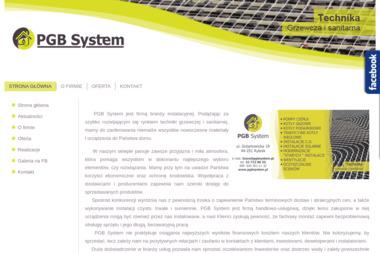 Pgb System Przemysław Gigla - Hydraulik Rybnik