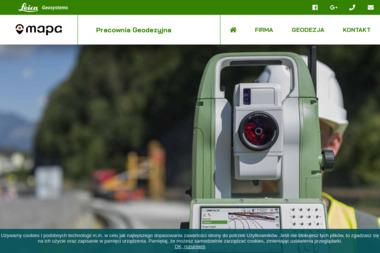 Pracownia Geodezyjna Mapa - Ewidencja Gruntów Radom