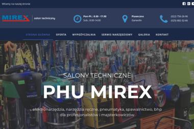 PHU Mirex Salony techniczne - Spawacz Grodzisk Mazowiecki