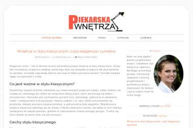 Agnieszka Piekarska Pracownia Architektury Wnętrz - Projektant Wnętrz Koszalin