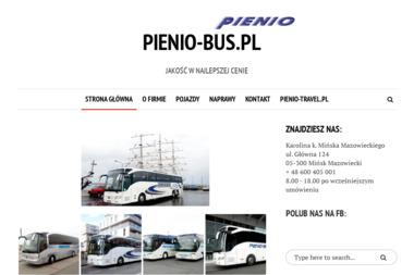 Usługi Przewozowe - Firma Przewozowa Mińsk Mazowiecki
