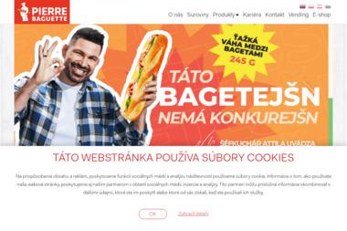 ELTA Polska Pierre Baguette bagietki, kanapki, panini - Gastronomia 呕ywiec