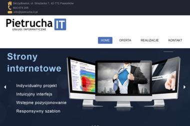 PietruchaIT. Usługi Informatyczne - Reklama Online Skrzydłowice
