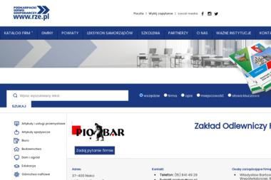 Zakład Odlewniczy Piobar S.C. - Metaloplastyka Nisko