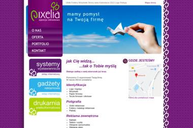 Pixelia-agencja reklamowa - Usługi Reklamowe Gdańsk