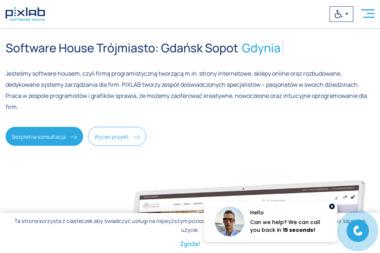 Laboratorium Pomysłów Pixlab - Pozycjonowanie stron Gdynia