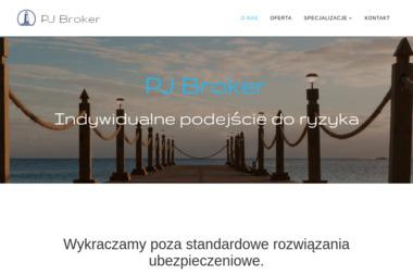 PJ Broker - Broker Ubezpieczeniowy Jacek Prażyński - Ubezpieczenia OC Poznań