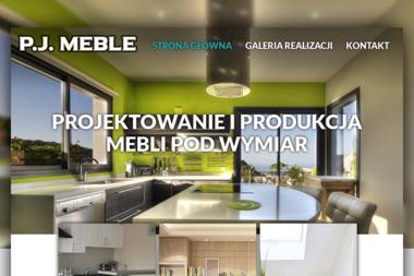 PJ Meble - Projektowanie wnętrz Bydgoszcz