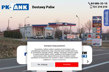 PK Tank Kusz Piotr - Olej opałowy Biłgoraj