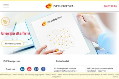 PKP Energetyka S.A. Zakład Świętokrzyski Sekcja Zasilania Elektroenergetycznego Sędziszów - Elektryk Sędziszów