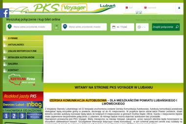 PKS Voyager Sp. z o.o. - Przewóz osób Lubań