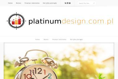 Platinum Design - Ulotki Komorniki