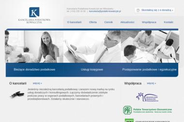 Kancelaria Podatkowa Kowalczyk - Biuro rachunkowe Włocławek