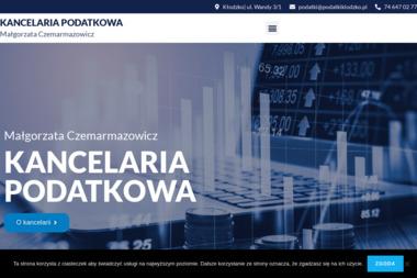 Kancelaria Podatkowa Biuro Rachunkowe Doradca Podatkowy Małgorzata Czemarmazowicz - Usługi Księgowe Kłodzko