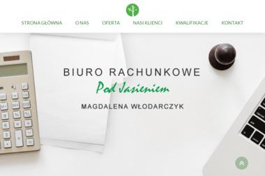 Biuro Rachunkowe Pod Jasieniem. Magdalena Włodarczyk - Biuro rachunkowe Sucha Beskidzka