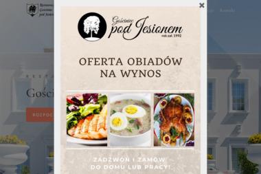 Gościniec pod Jesionem Danuta Szatkowska - Catering Wyszków