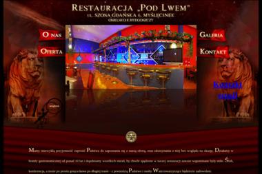 Restauracja Pod Lwem - Catering świąteczny Osielsko