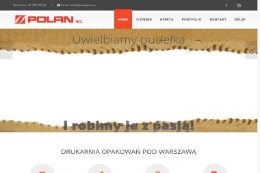Polan Jędrzej Kowalski - Ulotki Restauracji Glina