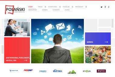 Firma Polański Usługi Komputerowe S.J. - Kserokopiarki Szczawnica