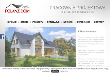 Pracownia Projektowa Polanz-Dom inż. Roman Kowalewski - Nadzorowanie Budowy Kościerzyna