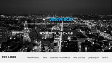 Poli Bud Paweł Jałowiecki - Budowa Domu Giełczyn
