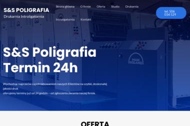 S&S Poligrafia Group Grzegorz Kołutkiewicz - Usługi Poligraficzne Śrem