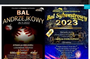 Hotel Restauracja Polonez - Catering Rymań