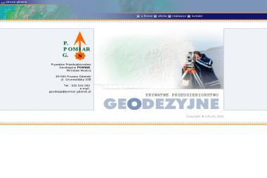 Kompleksowe Usługi Geodezyjne Pomiar - Usługi Geodezyjne Pruszcz Gdański