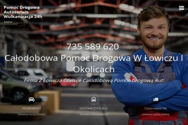 Pomoc Drogowa Piotr Berezewski - Remonty mieszkań Łowicz