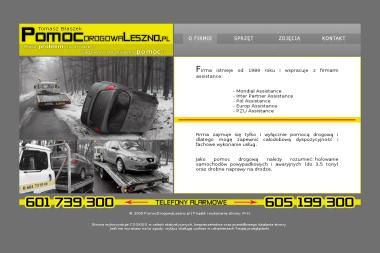 Tomasz Błaszek - Firma transportowa Leszno