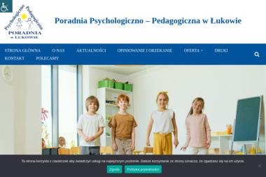 Poradnia Psychologiczno Pedagogiczna w Łukowie - Psycholog Łuków