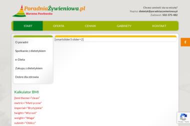 Poradnia Żywieniowa - Dietetyk Łowicz
