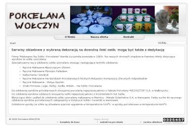 Łuczyńska Wanda - Skład budowlany Wołczyn