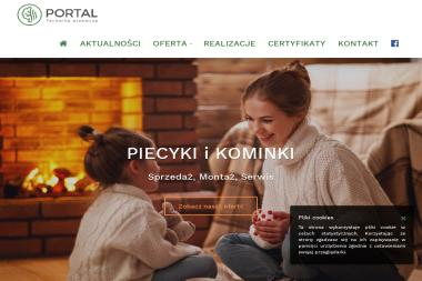 Portal Technika Grzewcza Jerzy Pawlak - Ekogroszek Czarnowąsy