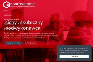 Positive Code Sp. z o.o. - Marketing Internetowy Strzegowo