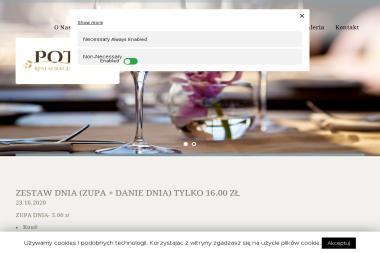 Potok Restauracja & Catering - Catering świąteczny Szczecin