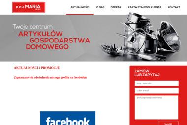PPH Maria s.c. - Szklarz Mińsk Mazowiecki