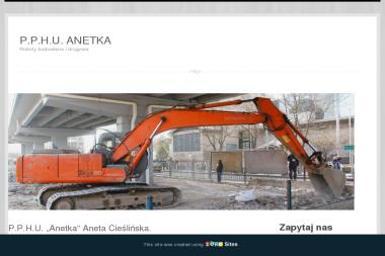 PPHU Anetka Aneta Cieślińska - Budowa domów Nowy Dwór Mazowiecki