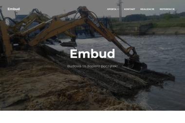 P.P.H.U. Embud - Drenaż Opaskowy Kozienice